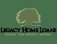 Client Logo Design Legacy Home Loans