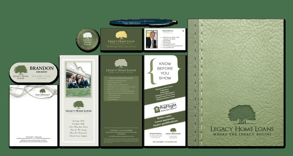 Legacy Home Loans Media Kit